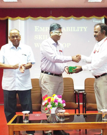 Inauguration of MMA Chapter at Jim
